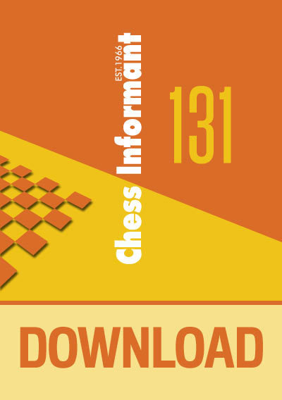 Chess Informant 131 - DOWNLOAD VERSION