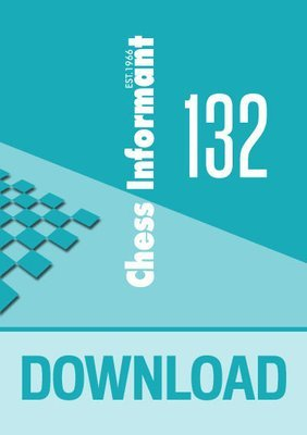 Chess Informant 132 - DOWNLOAD VERSION