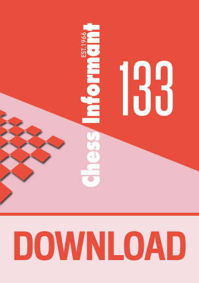 Chess Informant 133 - DOWNLOAD VERSION