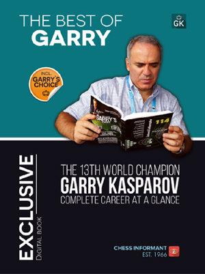 The Best Of Garry Kasparov - CD VERSION