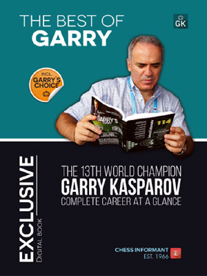 The Best Of Garry Kasparov - DOWNLOAD VERSION