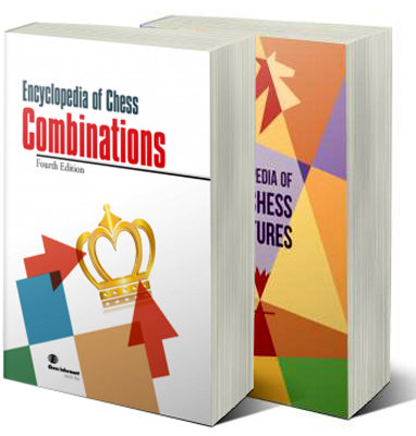 Encyclopedia of Chess Combinations, 5th edition + Encyclopedia of Chess Miniatures