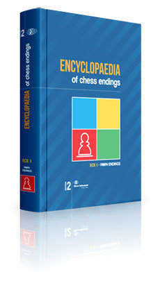 Encyclopedia of Chess Endings I - Pawn Endings ***USED***