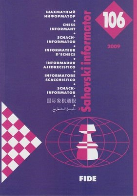 Chess Informant 106