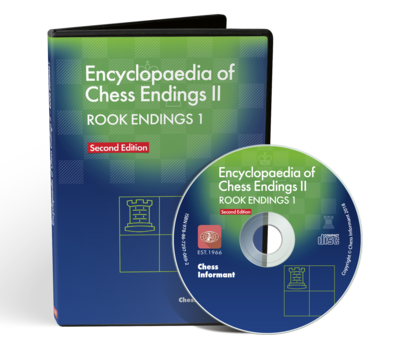 Encyclopedia of Chess Endings II - Rook Endings 1  ***CD VERSION***