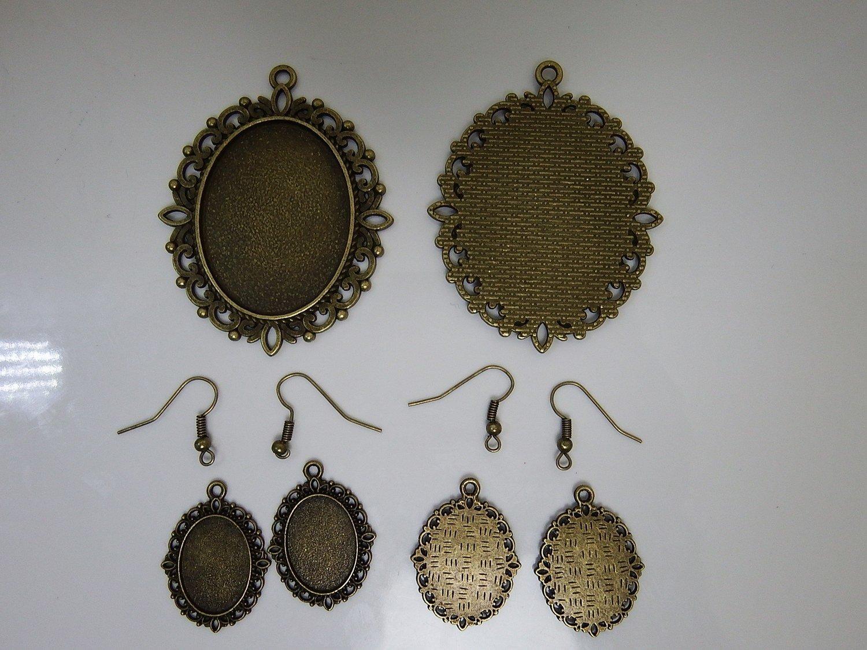 0066 - Apprêts - Bronze antique