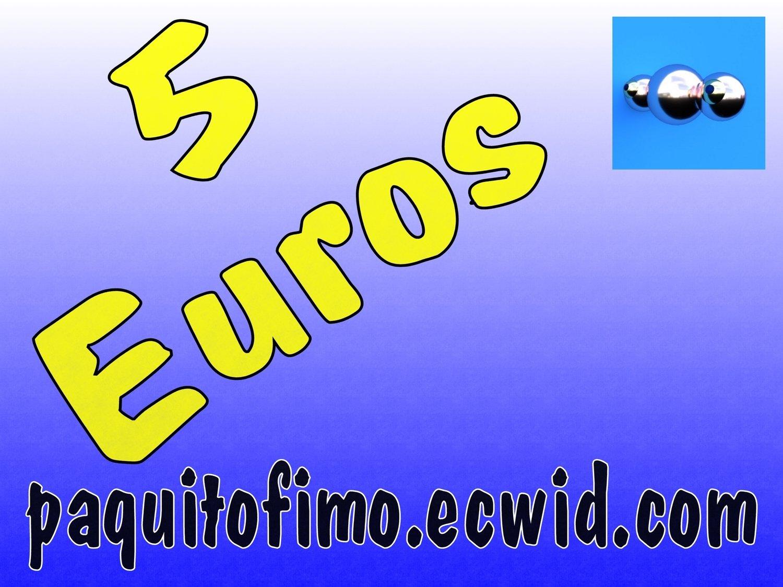 0106 - Chèques cadeaux - 5 Euros