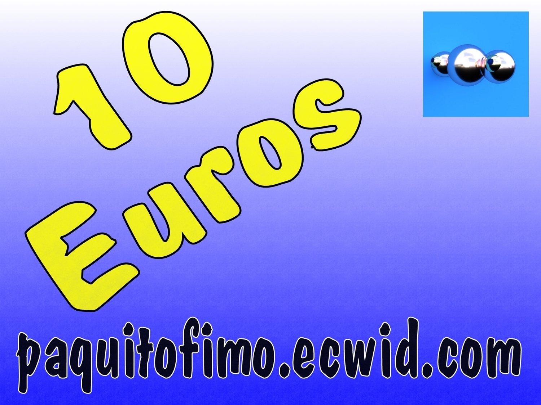 0107 - Chèques cadeaux - 10 Euros