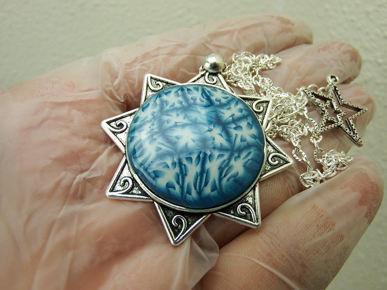 0152 - Collier - L'étoile de Lydie