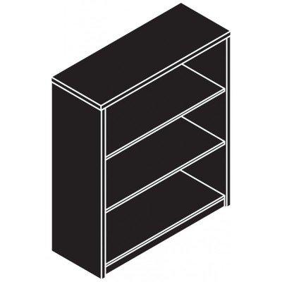 Bookcase, 2 Shelf, 36