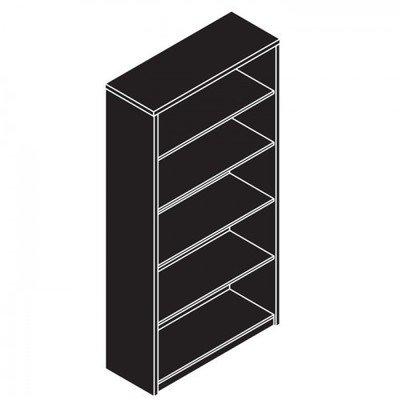 Bookcase, 4 Shelf, 36