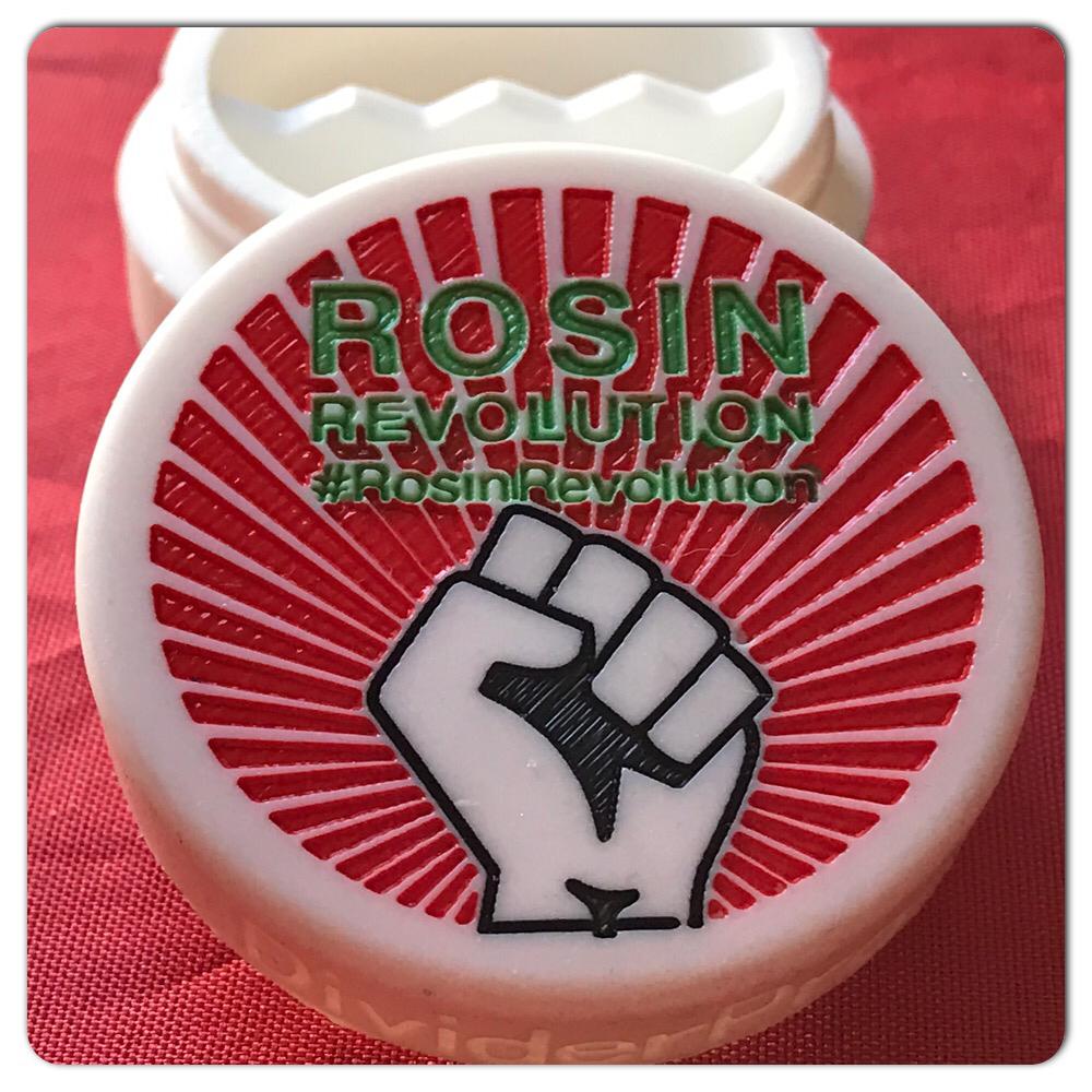 """Rosin Revolution 2"""" Puck 00000"""