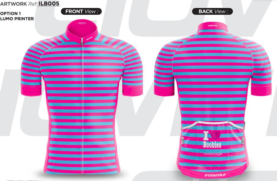 2019 Cycling Jersey  10099