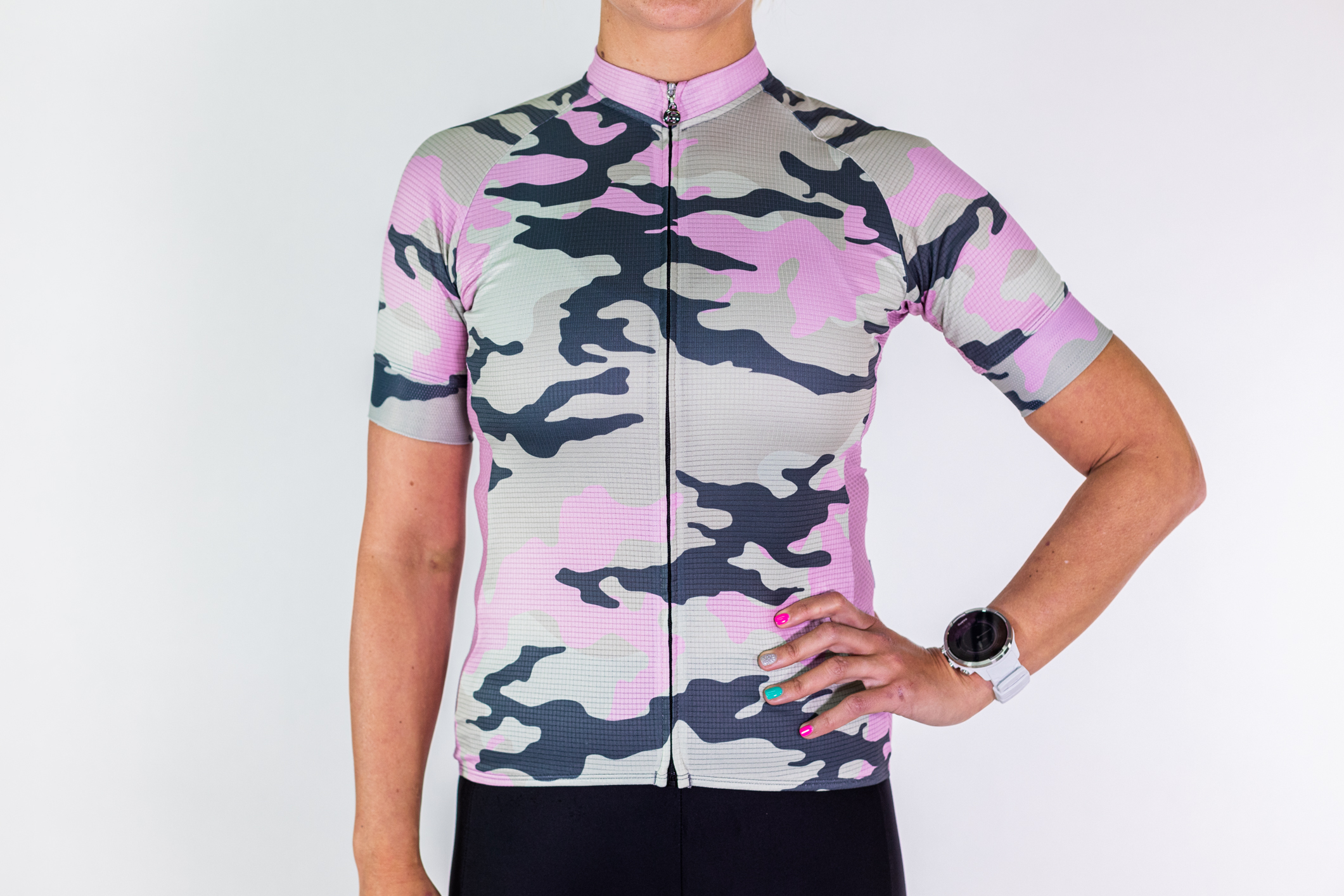 Stealth Cycling Jersey 80025