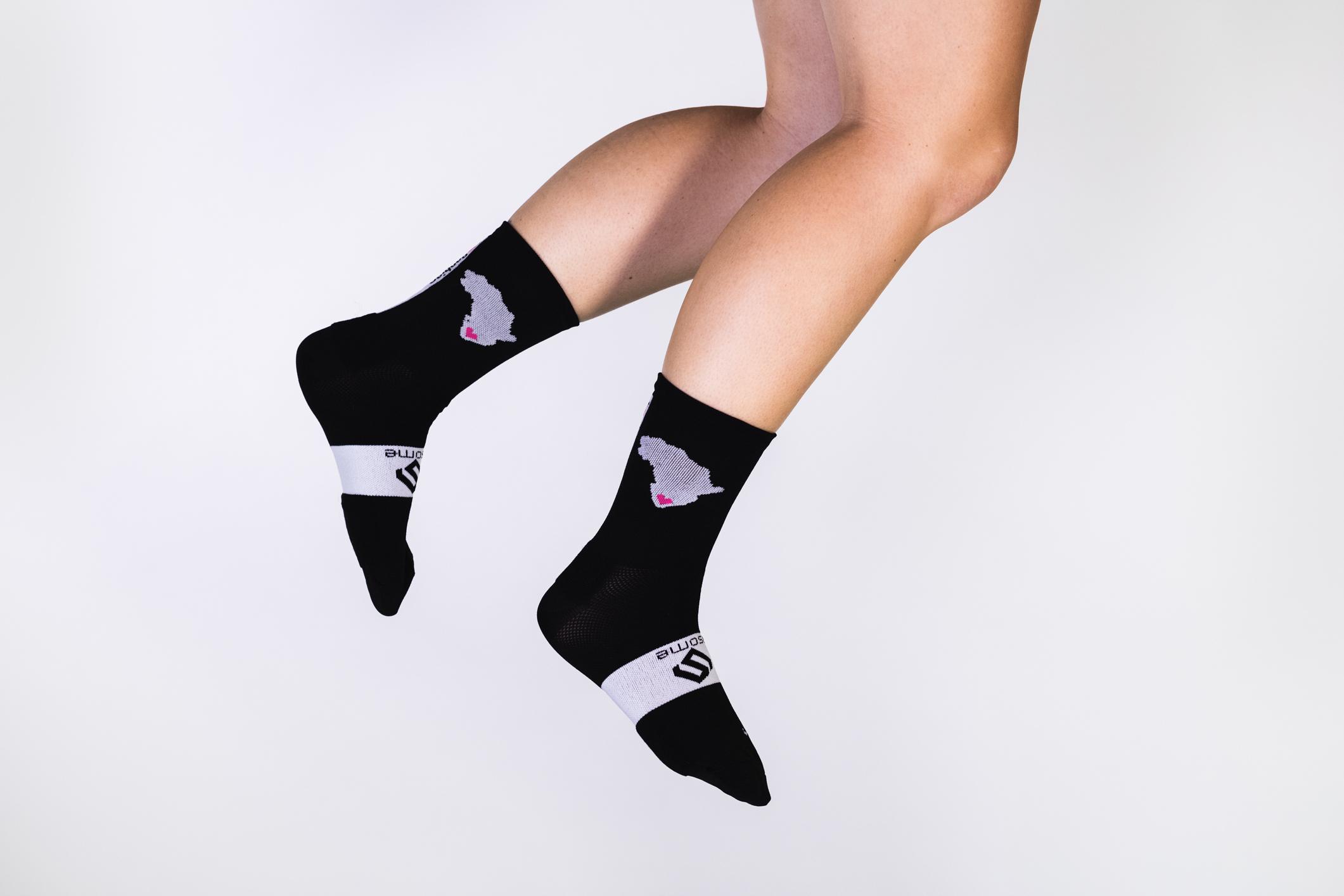 Big Africa Socks P003