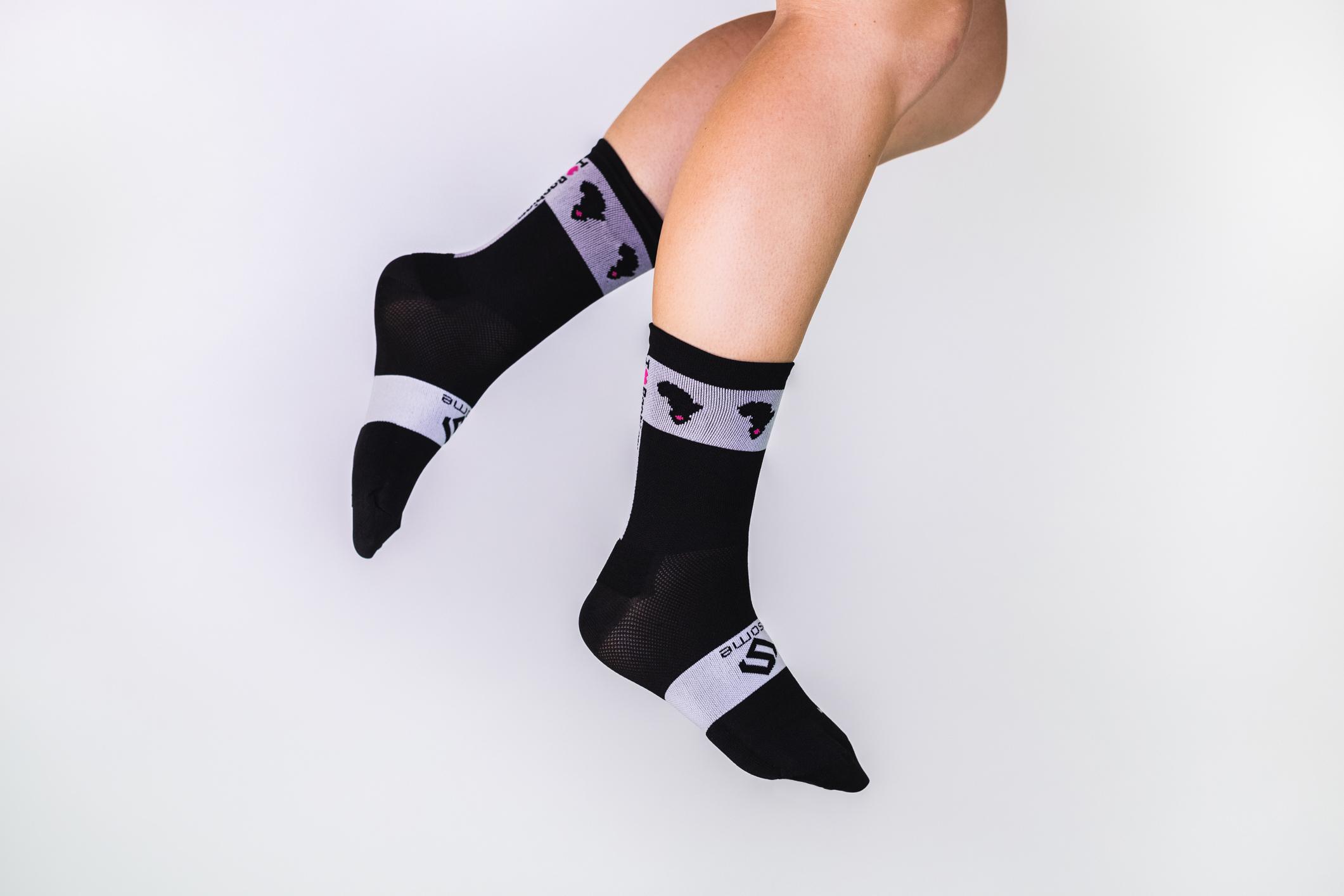 Small Africa Socks P016