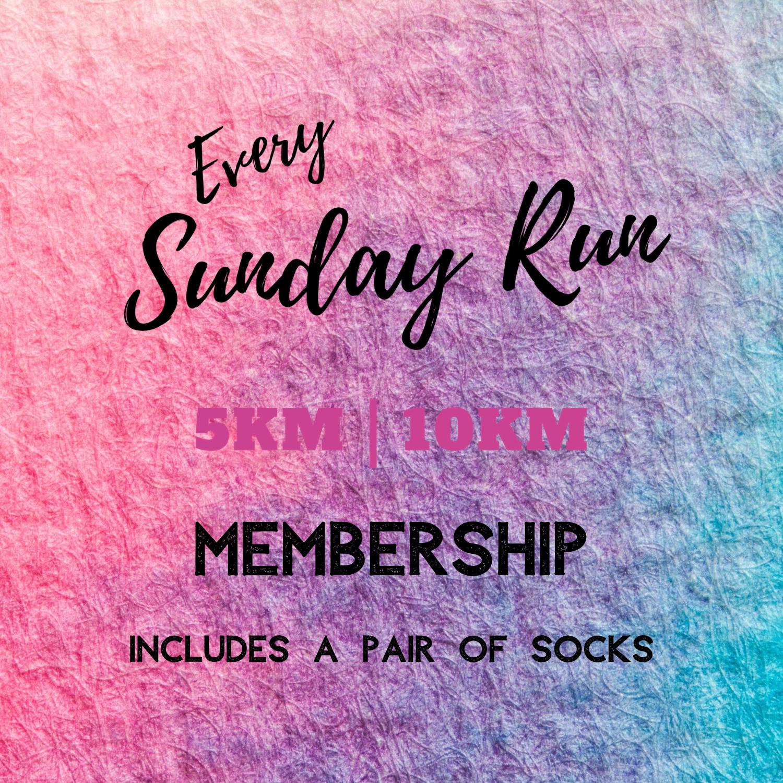 Sunday Run Membership 88271