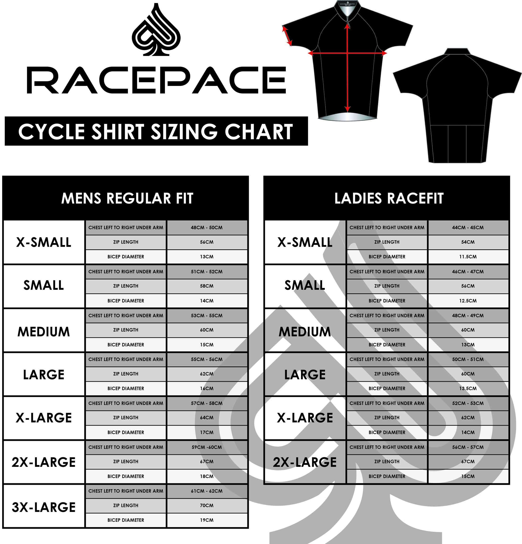 Cycling Shirt Navy Mens