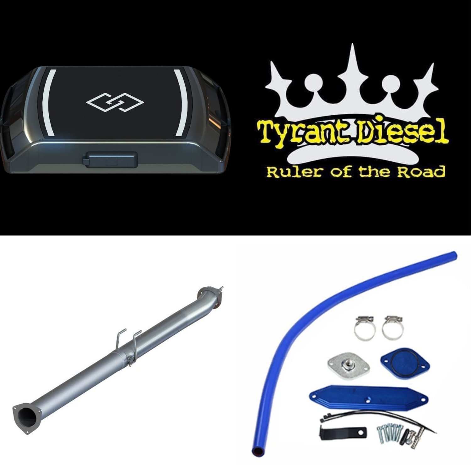 6 7 - 2011-2014 Basic Delete Kit