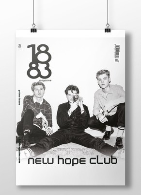 New Hope Club cover poster