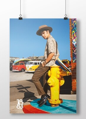 CNCO Joel 2 poster