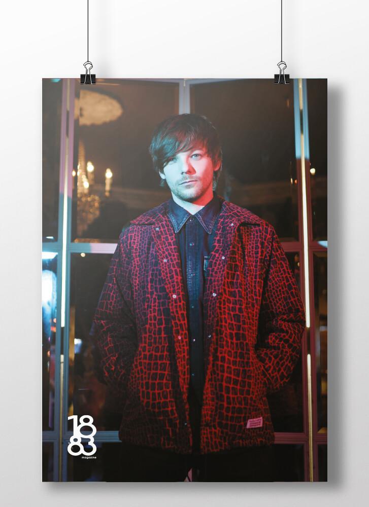 Louis Tomlinson poster 2
