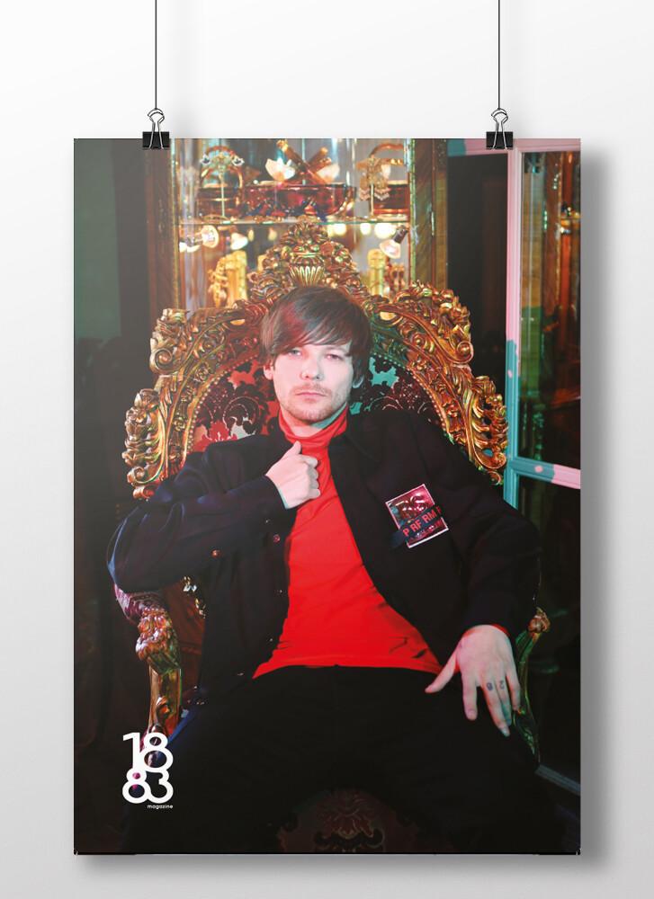 Louis Tomlinson poster 7