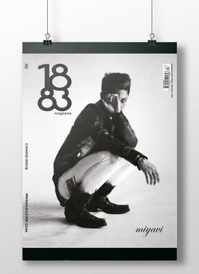 MIYAVI cover poster