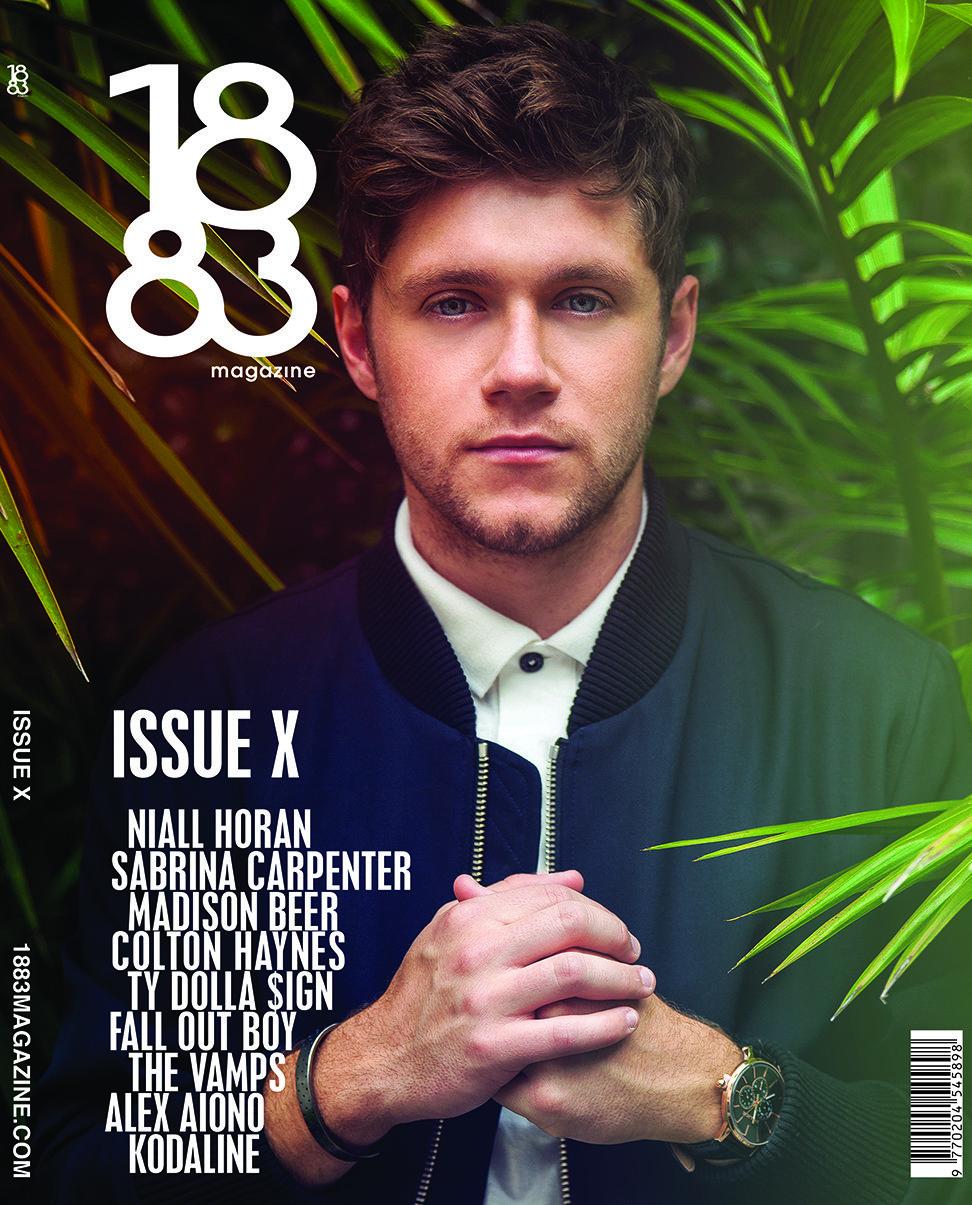 1883 Magazine Issue 10 Niall Horan