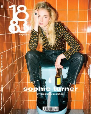 1883 Magazine The Royalty Issue Sophie Turner by Brooklyn Beckham