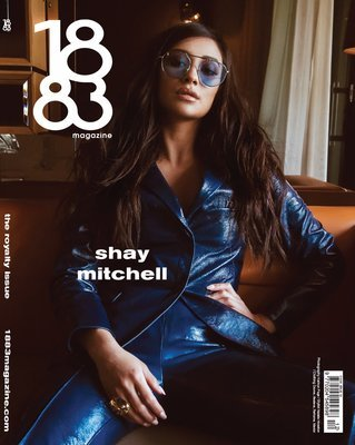 1883 Magazine The Royalty Issue Shay Mitchell