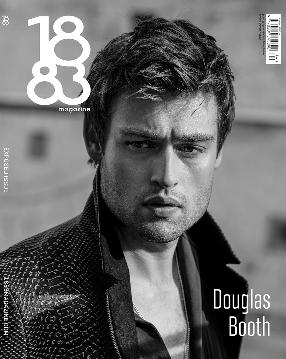 1883 Magazine Exposed Issue Douglas Booth