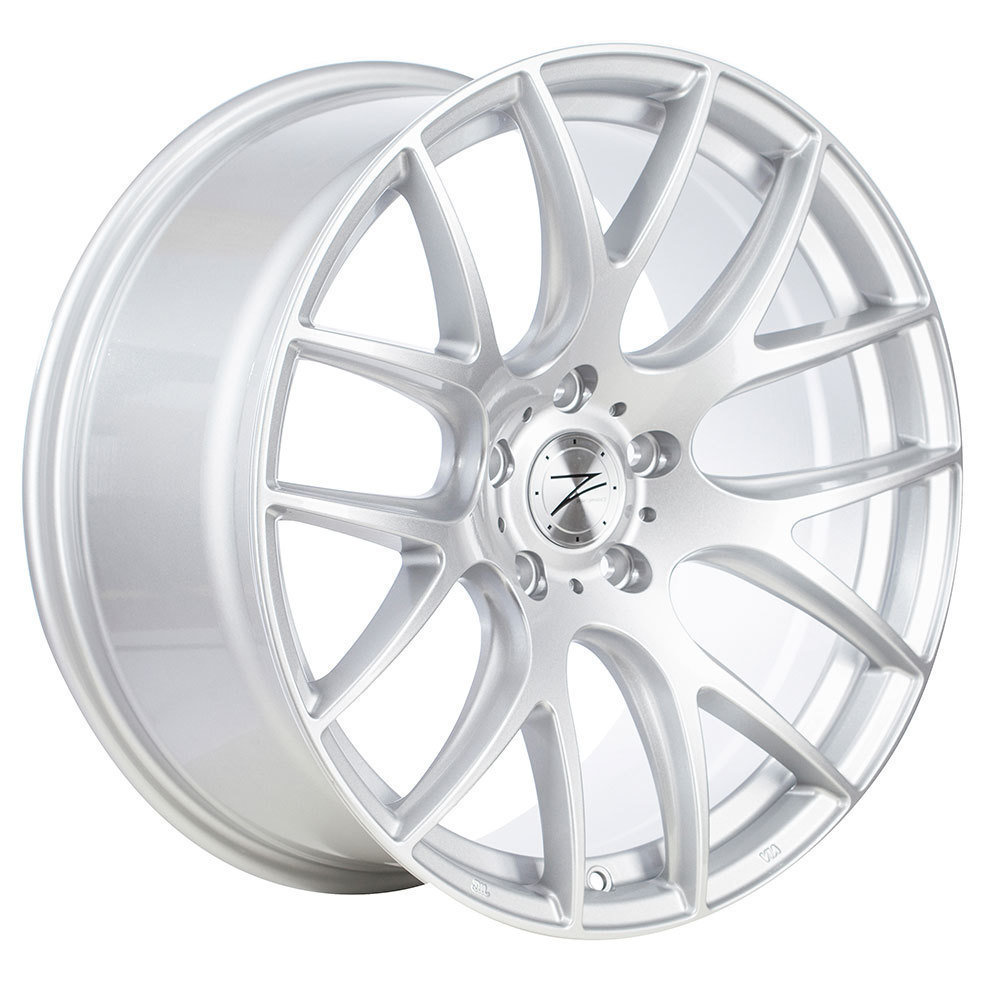 Z-Performance ZP.01 10x20 ET45 5x120 Sparkling Silver ZP011020512045726HSXX
