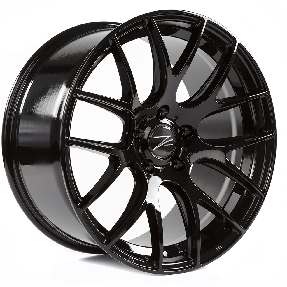 Z-Performance ZP.01 8x19 ET40 5x120 Gloss Black ZP018019512040726GBXX