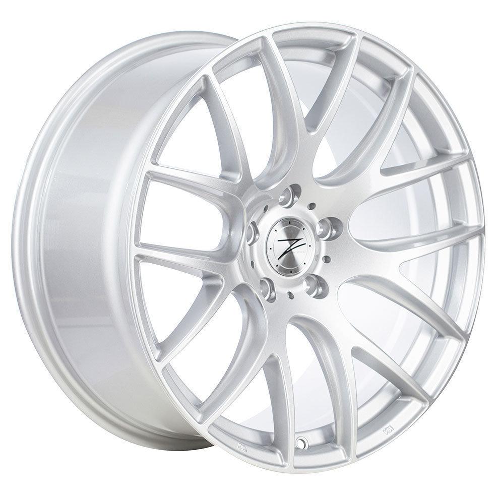 Z-Performance ZP.01 9x19 ET45 5x120 Sparkling Silver ZP019019512045726SSXX