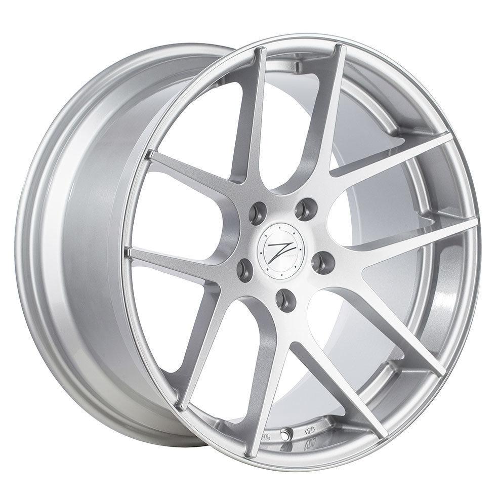 Z-Performance ZP.07 9.5x19 ET40 5x120 Sparkling Silver ZP079519512040726HSXX