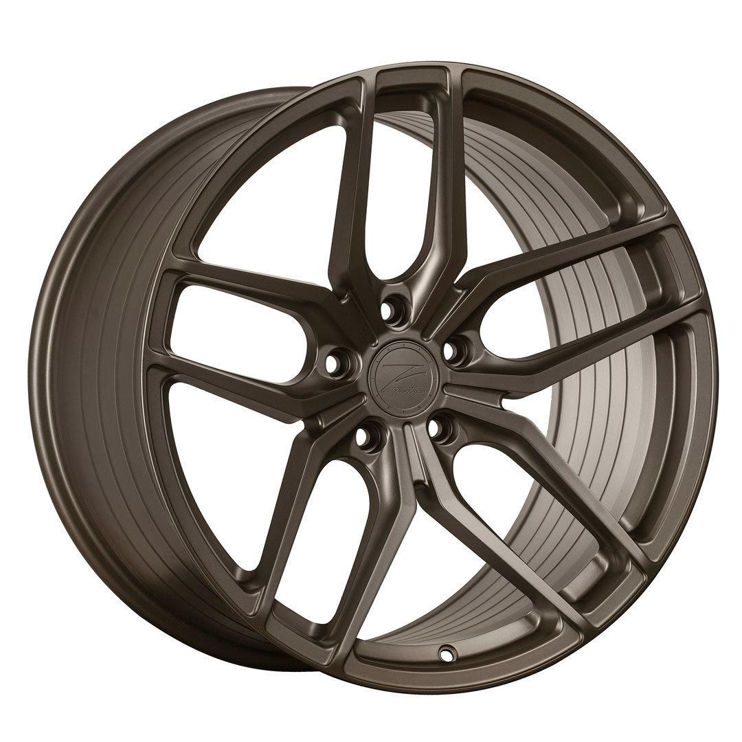 Z-Performance ZP2.1 10.5x20 ET33 5x112 FlowForged Matte Carbon Bronze ZP211520511233666MBRZ