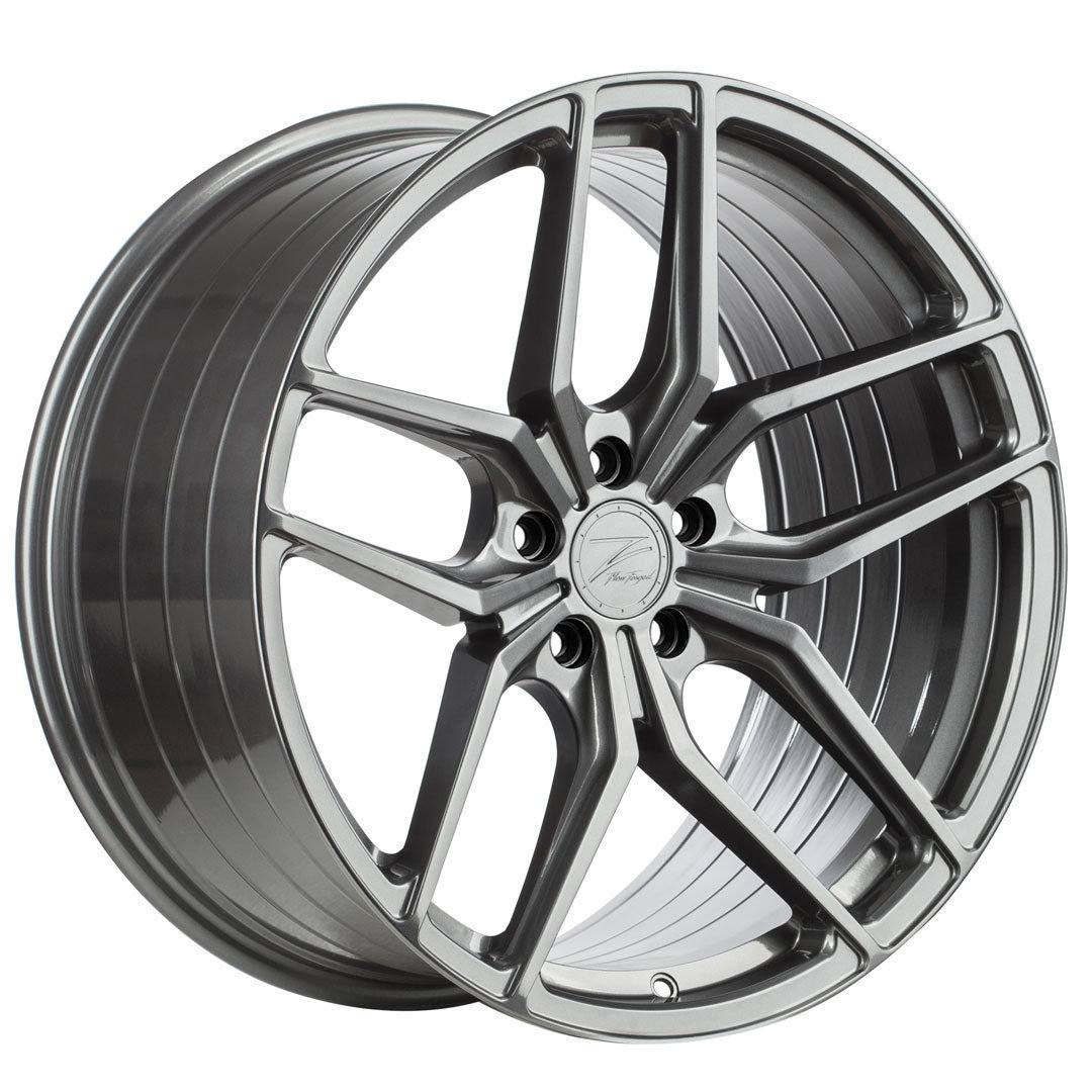 Z-Performance ZP2.1 10x20 ET48 5x112 FlowForged Gloss Metal ZP2.11020485112GLMT