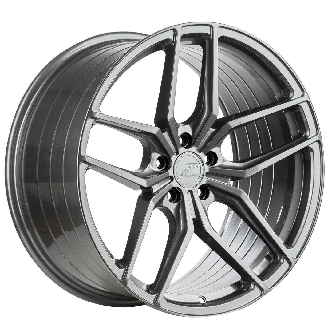 Z-Performance ZP2.1 9x20 ET25 5x112 FlowForged Gloss Metal ZP219020511225666GLMT