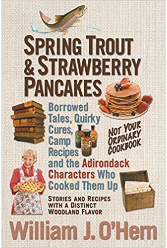 Spring Trout & Strawberry Pancakes - O'Hern