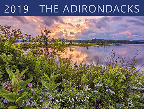 2019 The Adirondacks Calendar: Carl Heilman