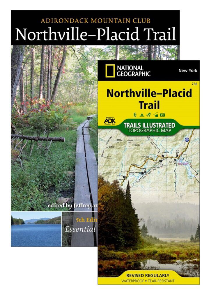 Northville-Placid Trail Map Pack