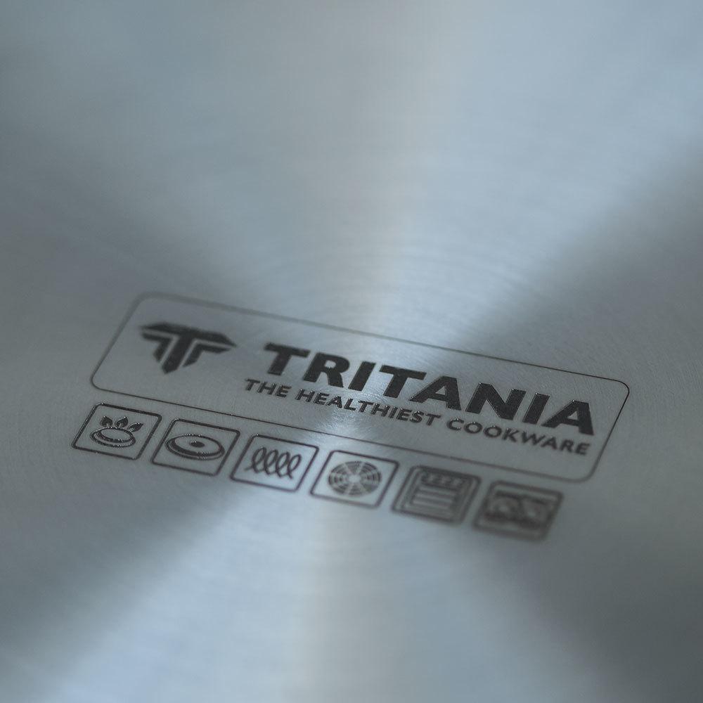 Set unità di cottura TRITANIA costituito da 5 pezzi