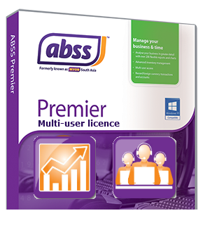 ABSS Premier Multi User Upgrade & Support options MYPR-M-SU