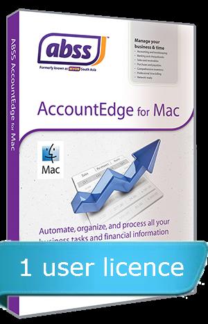 MYOB AccountEdge 1 User 04