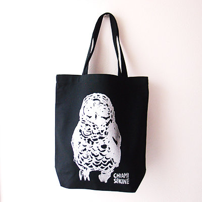 Owl Bag - Black