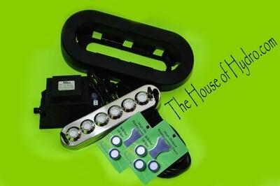 6 Disc Mist Maker Starter Kit