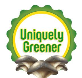 Uniquely Greener Lion's Mane Grow Kit
