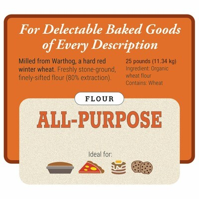 All-Purpose Flour - Organic - Janie's Mill
