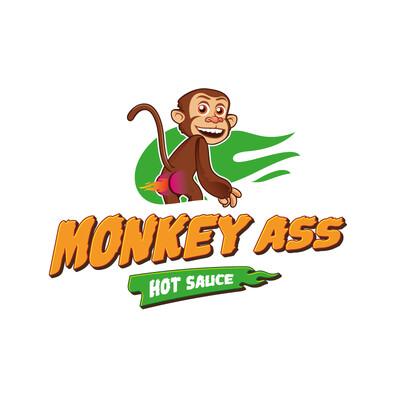 The Monkey Ass Hot Sauce 3 Pack